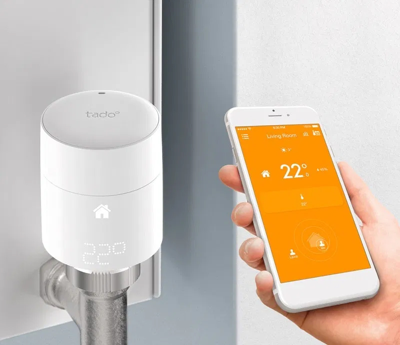 Wiser Connected Thermostat Kit