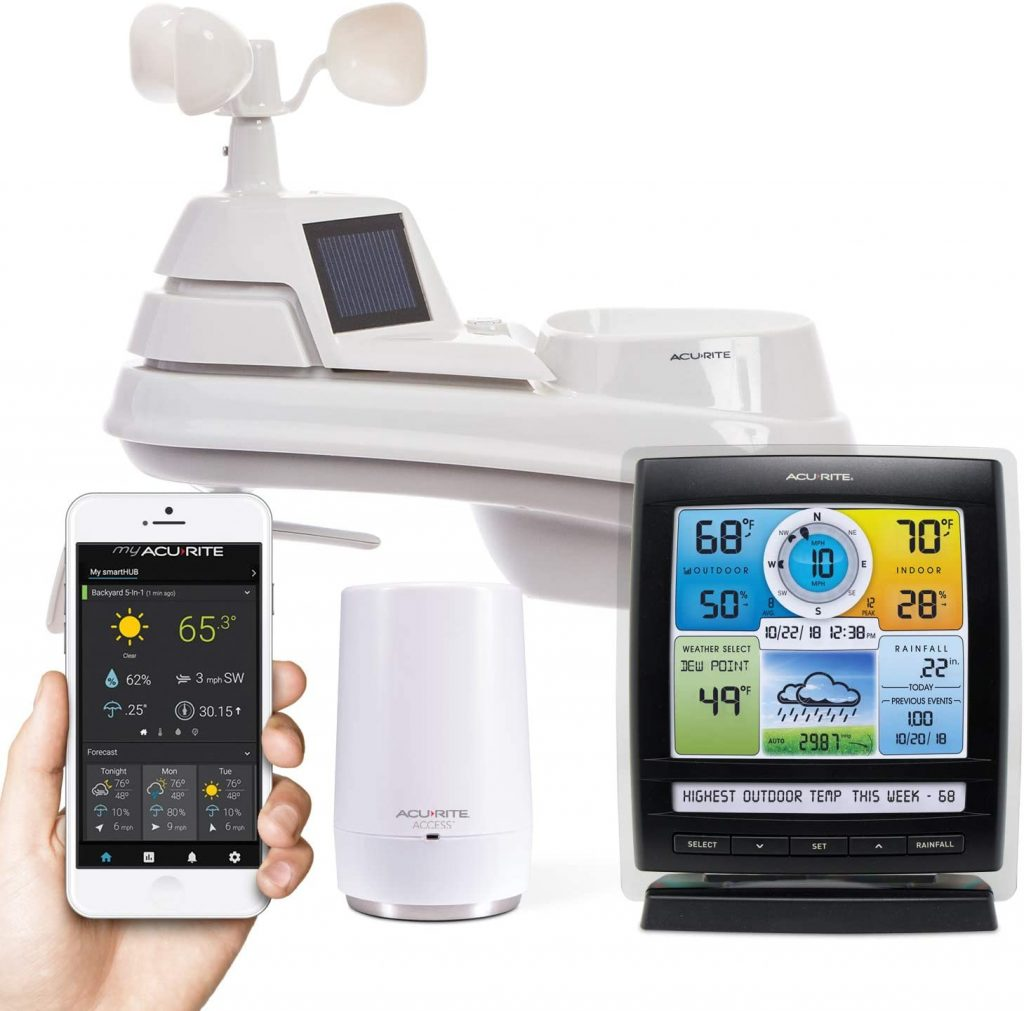 Connected Weather Station ACURITE
