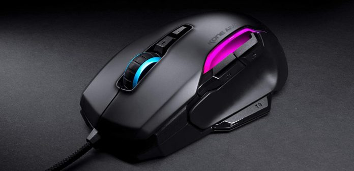 GAMING MOUSE ROCCAT Kone AIMO