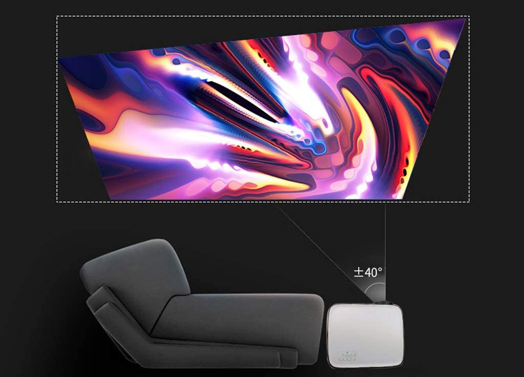 SYHSZY 3D home theater projector