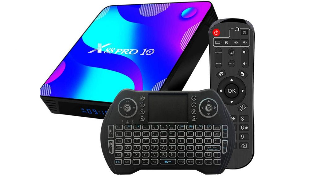 TV Box Android 10.0, 2GB